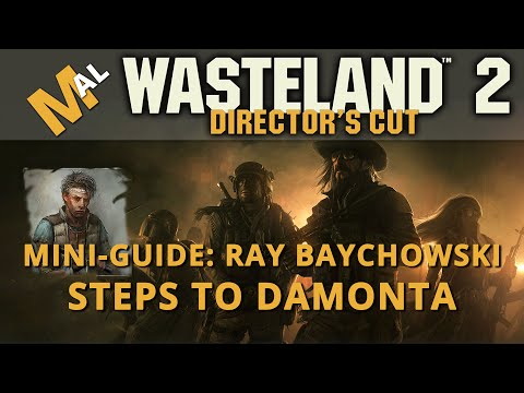 Rick Baychowski Mini-Guide Wasteland 2 Directors Cut [SJ Difficulty] Lets Play/Gameplay - Part 31