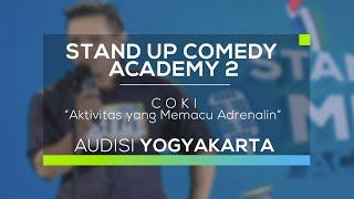 Aktivitas yang Memacu Adrenalin - Coki (SUCA 2 - Audisi Yogyakarta)