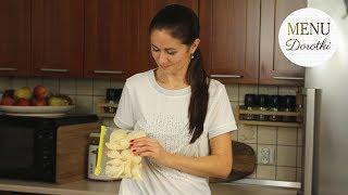 Jak mrozić pierogi lub uszka? Surowe czy ugotowane? Jak ugotować mrożone pierogi? MENU Dorotki