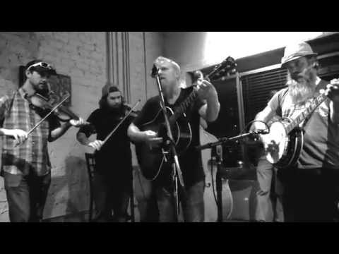 Fire On the Mountain Marshall Tucker Cover ~ Trailhead Bluegrass Jam Oct 2015