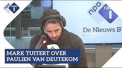 Mark Tuitert brengt een ode aan zijn oud-ploeggenoot Paulien van Deutekom   NPO Radio 1