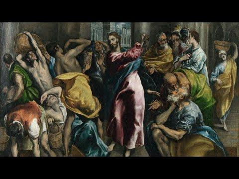 Katecheze k 3. neděle postní (cyklus B) - Zbořte tento chrám, a ve 3 dnech jej zase postavím