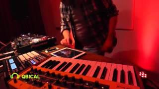 Qbical live at Beatport Amsterdam September 17 2015