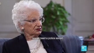 Our correspondent in italy takes us to meet liliana segre, an 89-year-old who has become somewhat a symbol of country that still hasn't come terms with ...