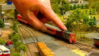 Amazing Trains At St Lukes 28th Model Railway Exhibition Hand Of God Special