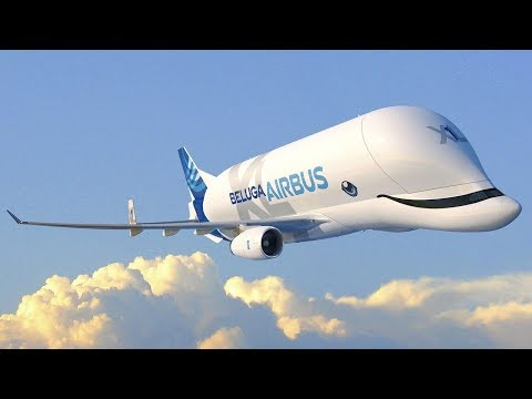 The AIRBUS BELUGA XL