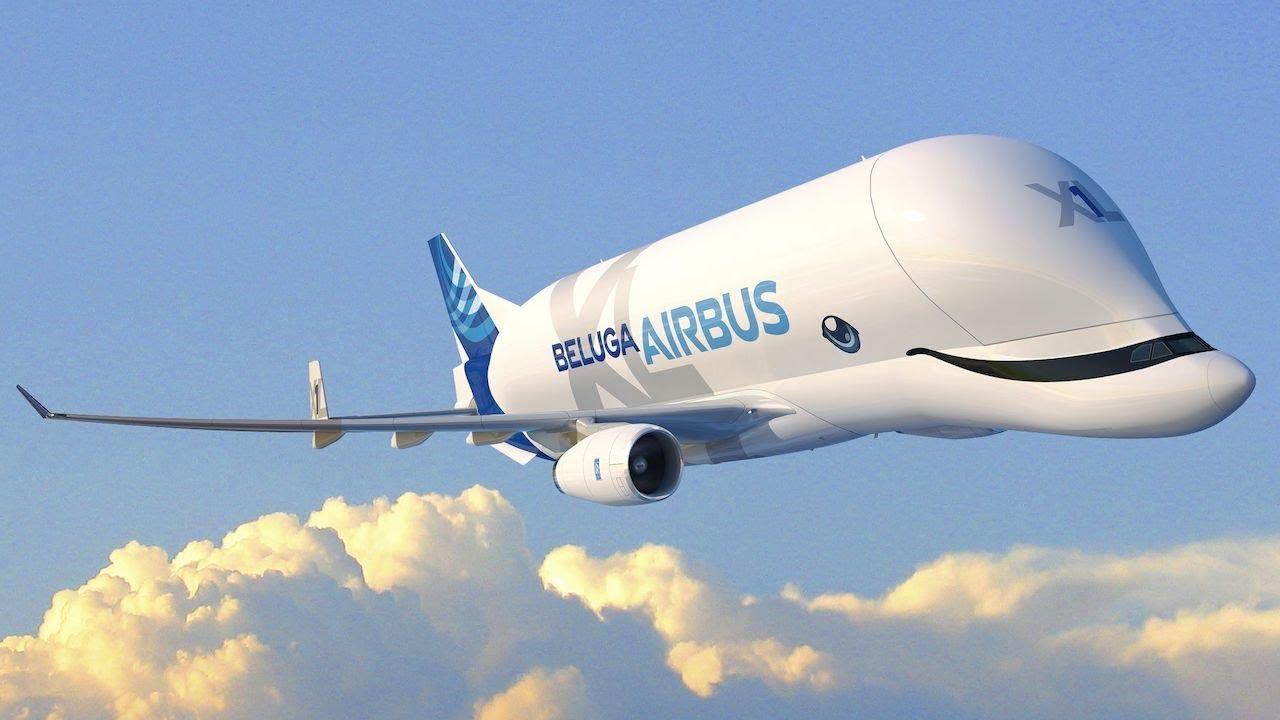 "Image result for beluga airbus xl"""