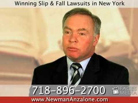 Winning Slip & Fall Lawsuits In New York