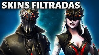 New Filtered Skins (Patch 6.1) - Fortnite Season 6