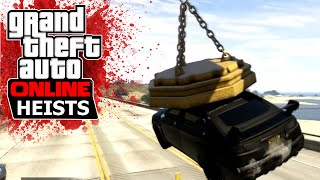 GTA 5 Online - HEISTS | Обираме банка