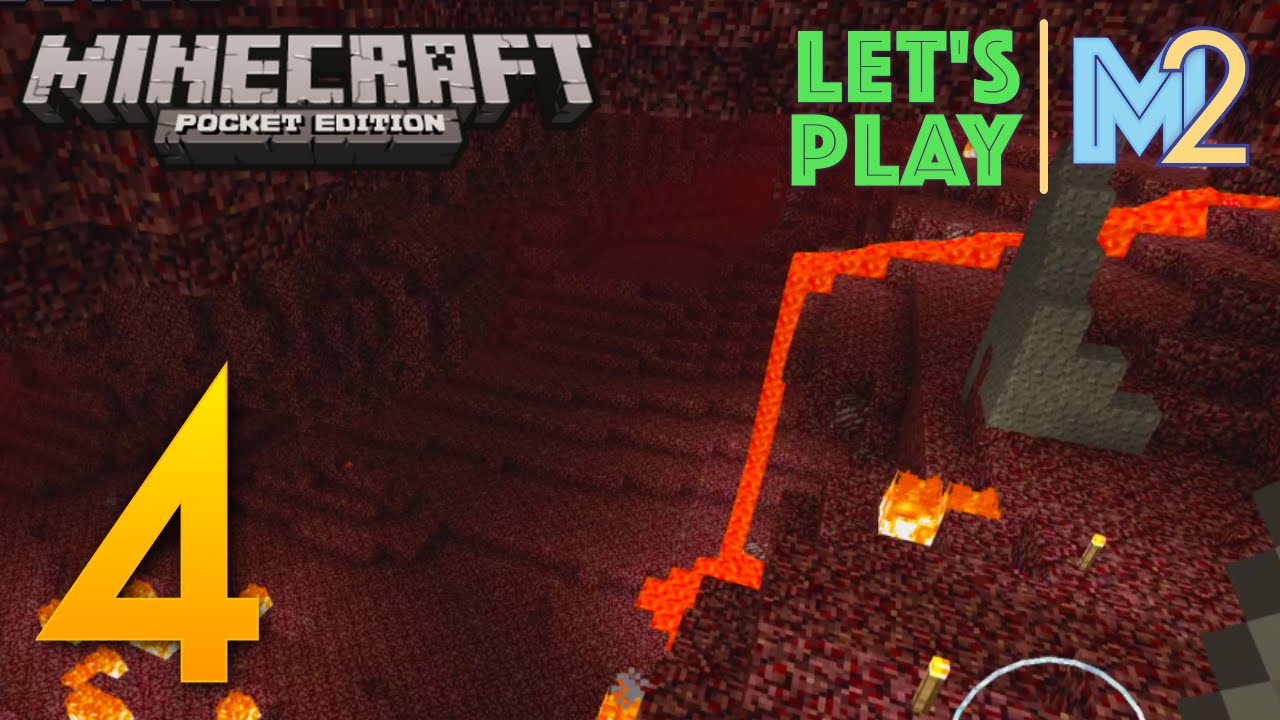 minecraft how to get nether wart pe