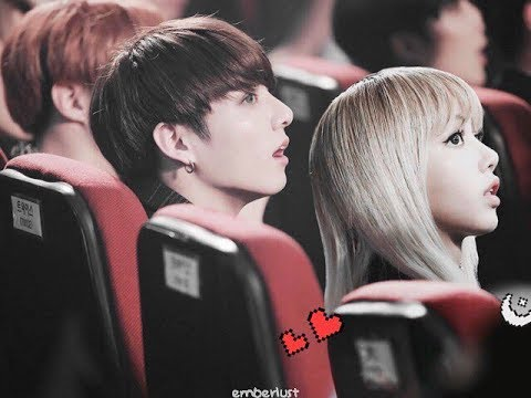 Jungkook And Lisa Lizkook My Personal Distraction Fmv