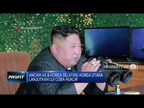 Ancam As Korea Selatan Korea Utara Lanjutkan Uji Coba Nuklir Youtube