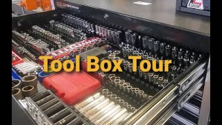 "Harbor Freight 56"" TooĮbox Tour US General"