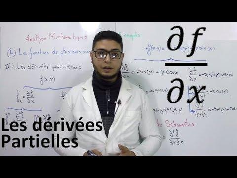 Download Les fonctions à 2 variables : les dérivées partielles