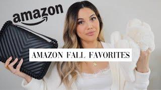 AMAZON COZY FALL ESSENTIALS (fashion, tech, home) + BEST PRIME DAY DEALS 2020