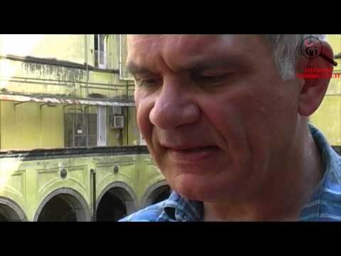 Intervista al prof. Angelo Genovese - I pericoli d...