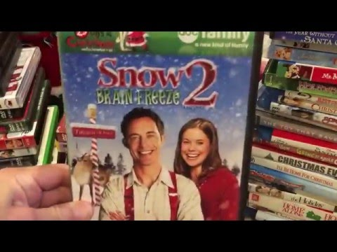 MY CHRISTMAS FAMILY HOLIDAY DVD & BLU RAY BEST COLLECTION 2015