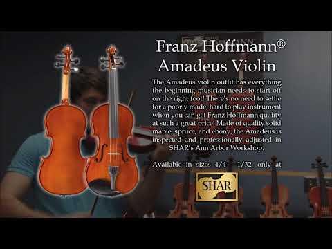 Franz Hoffmann® Amadeus Violin