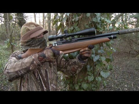 The Airgun Show – roving woodland hunt, how to zero, and gear from the British Shooting Show