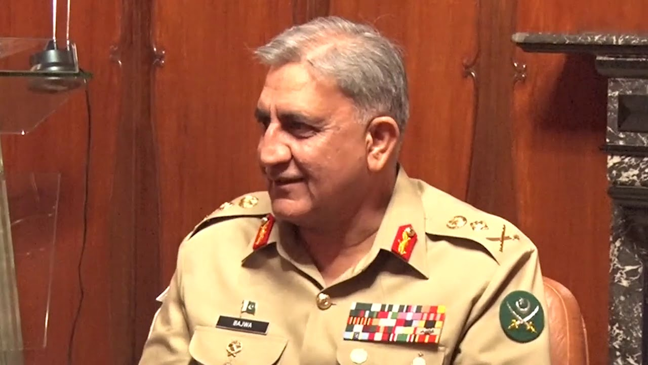 Press Release No 25/2019,US delegation called on COAS - 20 Jan 2019 (ISPR Official Video)