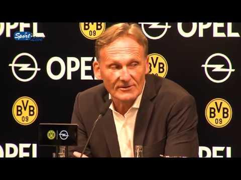 PK BVB-Kooperation mit Opel