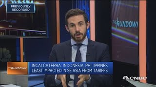 The US-China trade war's impact on Southeast Asia | In The News
