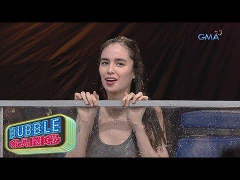 Bubble Gang: Kim Domingo, nabasa na naman!