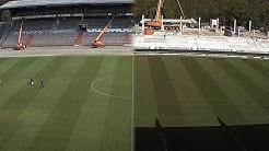 Karlsruher SC: Wildparkstadion Abriss & Bau Gegengerade