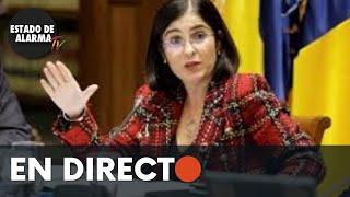 🔴 DIRECTO   Carolina Darias comparece tras el Consejo Interterritorial
