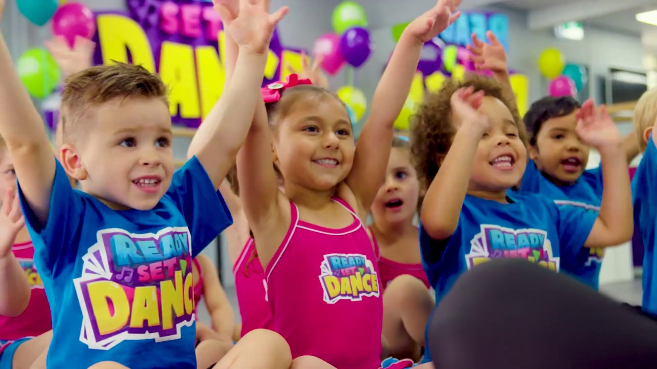 READY SET DANCE TVC | Preschool Dance | Dance Classes for Preschoolers | Nick Jr.