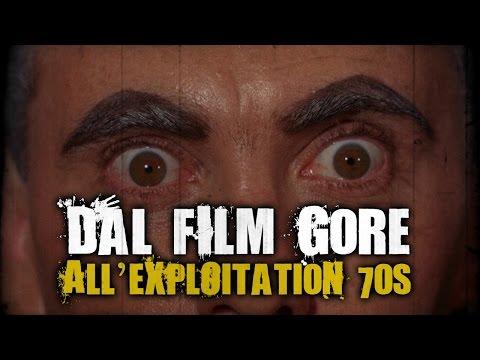 STORIA DEL CINEMA ESTREMO - dal film gore all'Exploitation 70s - BUMP'N'GRIND #5
