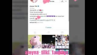 Aleyna Tilki -- Instagram Da 1 milyon takipçisi ❤️💚💛