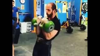 Денис Васильев - тренировка длинного цикла / Long cycle