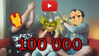 ODHALENÍ - 100 000 odběratelů - SPECIÁL