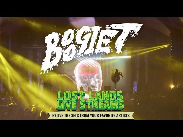 Boogie T Live @ Lost Lands 2017