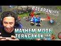MOBIL JOHNSON VS BEBEK NANA DI MODE MAYHEM  ft TIM KUAT BANG UDI