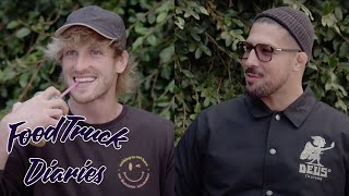 Logan Paul | Food Truck Diaries | BELOW THE BELT with Brendan Schaub
