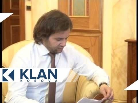 INFO MAGAZINE: Intervistë Isa Mustafa - 21 Korrik 2014