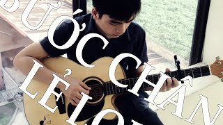[Guitar] cover : Bước chân lẻ loi (Đan Trường)