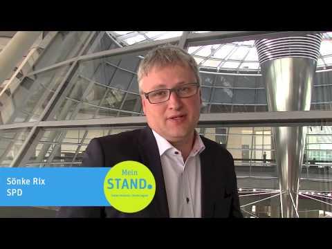 STANDpunkt von Sönke Rix (MdB) - YouTube