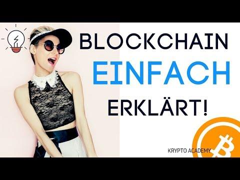 Blockchain einfach erklärt ✅ in nur 10 Minuten ✅ Was ist Blockchain ❓