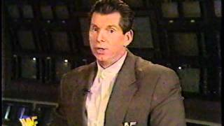 Vince McMahon video editorial on the New York Post