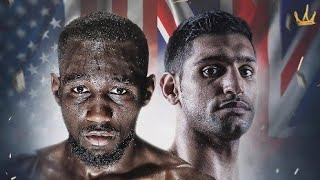 TERENCE CRAWFORD WILL FACE AMIR KHAN ON PPV ACCORDING TO SOURCES