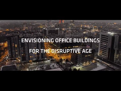 Globalworth - Envisioning Office Buildings for the Disruptive Age