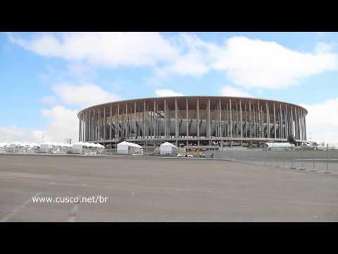 Brasilia  Stadium Mané Garrincha