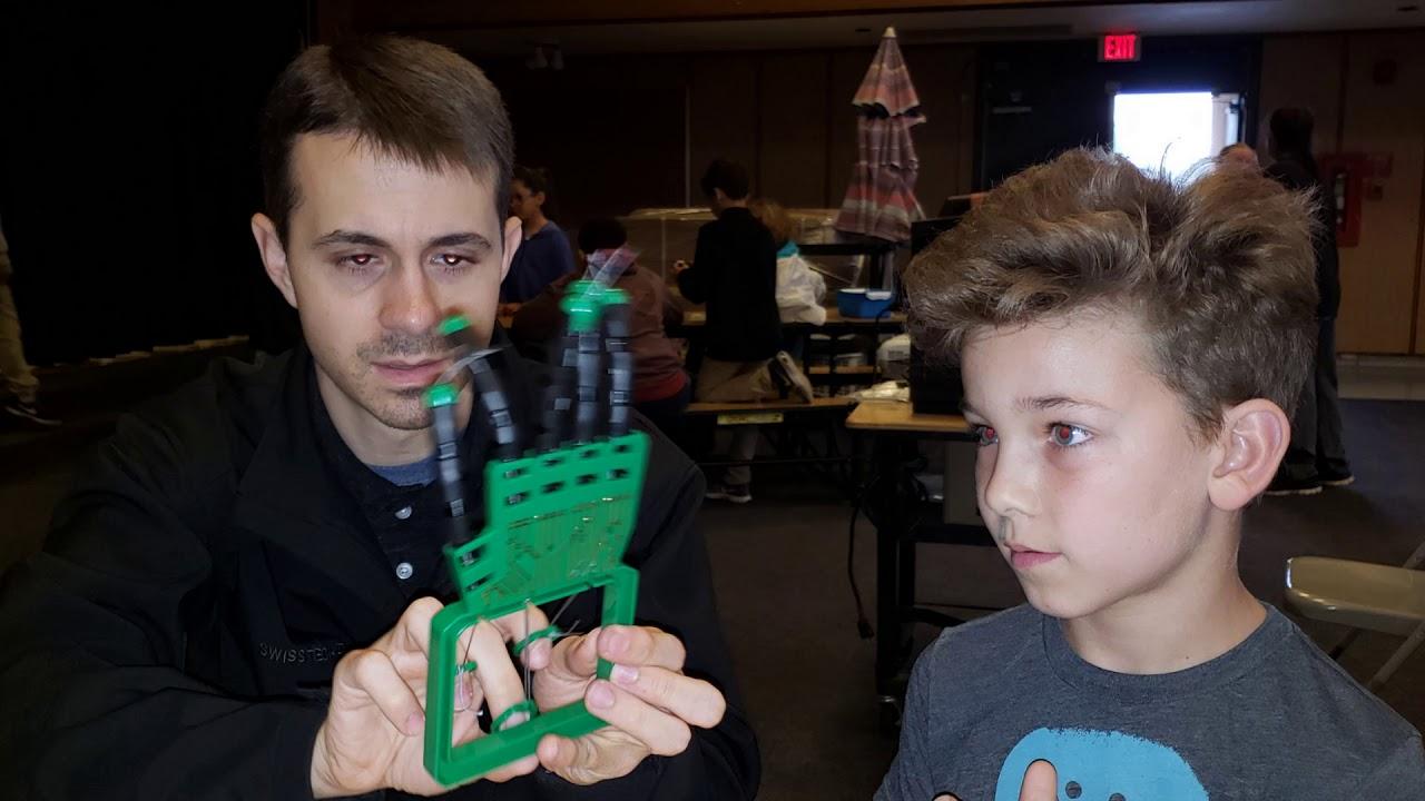 March 22, 2018 - Wildomar Elementary STEM