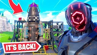 the Rocket is BACK in Fortnite! (HUGE EVENT)