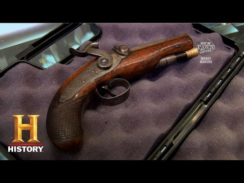 Best of Pawn Stars: 1830s Percussion Pistol | History