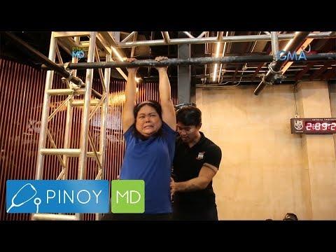 Pinoy MD: Maey Bautista, sasabak sa obstacle course sa Bonifacio Global City!